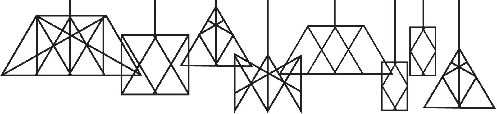 Grafika lampy 2BM dEsign